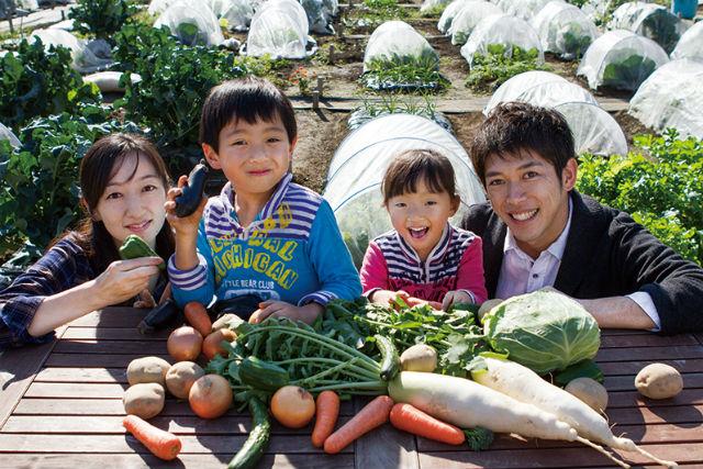 【神奈川・伊勢原・BBQ】超新鮮野菜の収穫体験付きBBQ!(収穫体験+食材持込みコース)