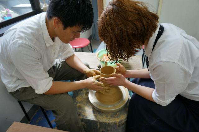 大谷焼窯元 大西陶器