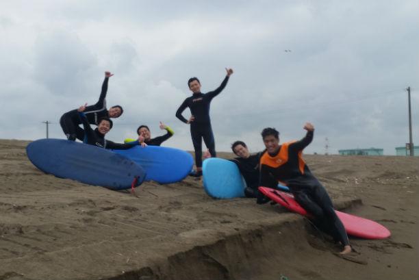 【福井・三国・サーフィン】波のり初心者集まれ!連盟公認スクールで基礎から学ぼう