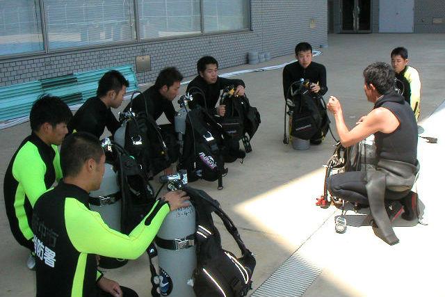 【広島・福山・体験ダイビング】2日間たっぷり!温水プールで楽しむお試しスキューバダイビング