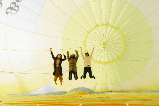 【埼玉・熱気球搭乗体験】子どもと一緒に冒険しよう!ファミリーで空の思い出づくり