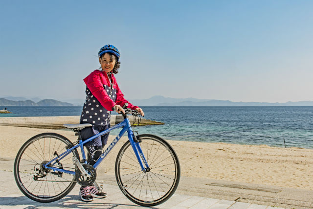 【愛媛・レンタサイクル】レンタサイクルに乗って、ジオサイトめぐり!(7時間)