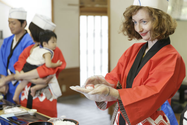 【富山・料理体験】気分は寿司職人!8貫握るお手軽梅コース