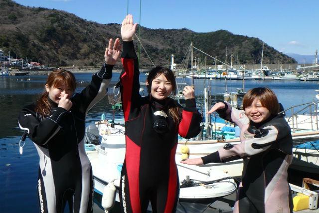 ダイビングスクール海の学校