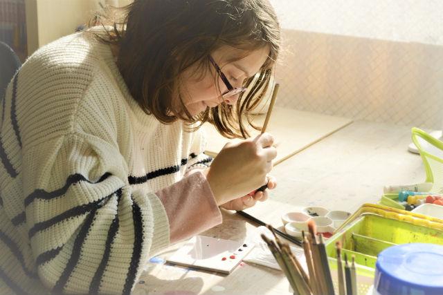 【福岡・博多・伝統工芸】博多人形に絵付けをしてみよう!お土産やプレゼントにピッタリ!