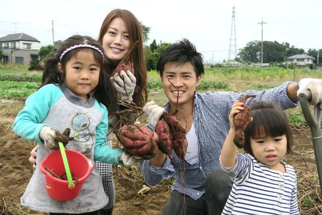 【埼玉・坂戸市・農業体験】季節のお野菜を堪能&お昼ご飯を作ろう(ドリンク付)