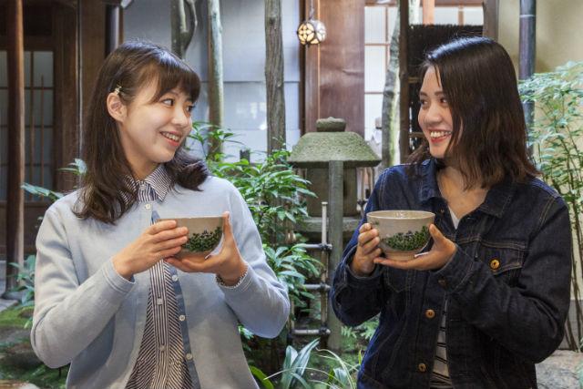 【島根・松江・ガイドツアー】抹茶と和菓子に出雲そば!松江満足物語コース
