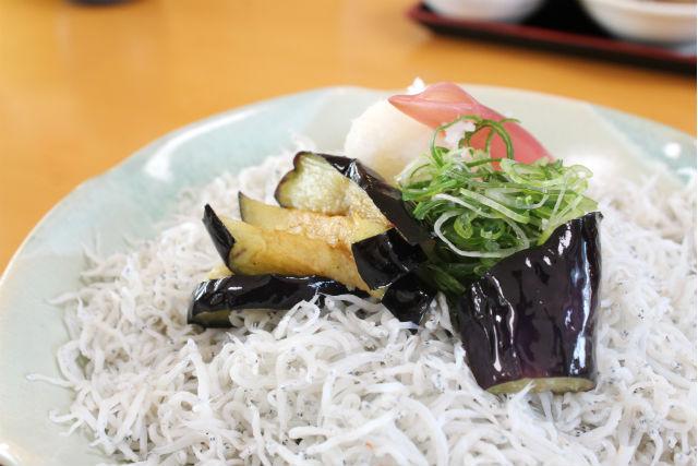 【高知・安芸市・料理体験】できたてをいただきます!ちりめん丼作り
