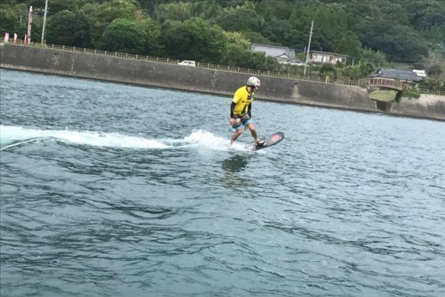 池田湖マリーナWARNA