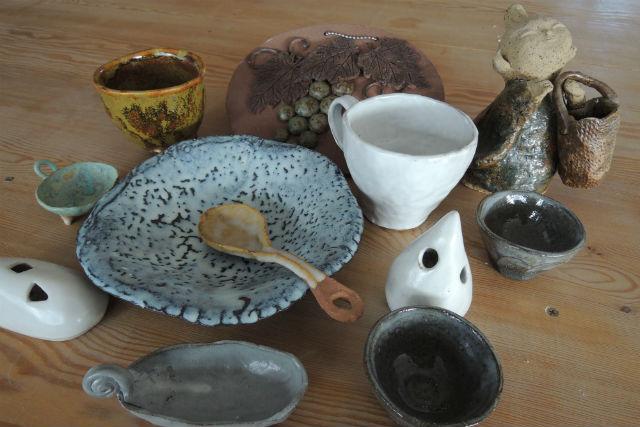 【群馬・陶芸体験】仕上がりに感動!手びねりで作るステキな器