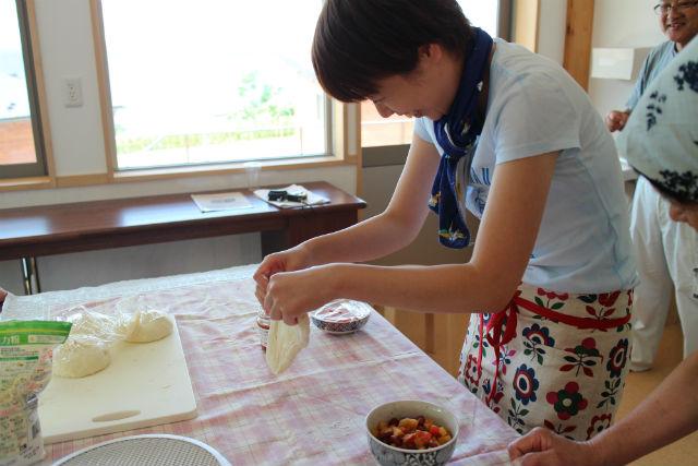 【石川・能登・料理体験】こんがり焼き立て!ピザ窯で作るピザ焼き体験
