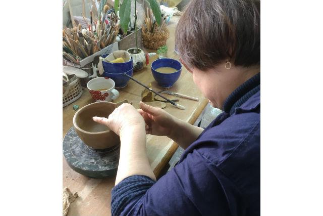 むべ陶房陶芸教室