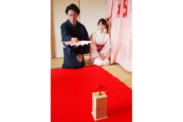 【広島・宮島・伝統文化体験】弥山大聖院で投扇興あそびと着物体験