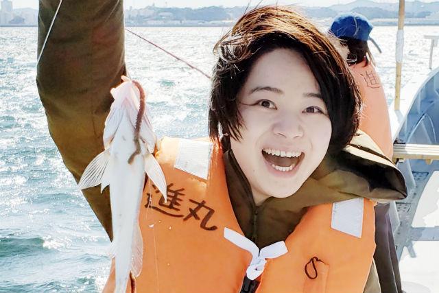 【神奈川・横浜市・釣り体験】初めての海釣りにチャレンジ!シロギス釣り