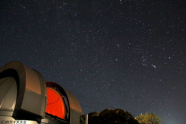 【高知・天体観測】満天の星が降り注ぐ!星空の街・西土佐で天体観測会