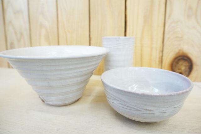 【広島・尾道市】湯のみ・お茶碗などを作れる。電動ろくろ(40分・1個以上)
