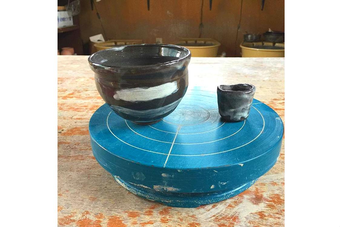 【和歌山・海南市】お好きなものをかたちに!陶芸体験(湯のみ・お茶碗など・120分)
