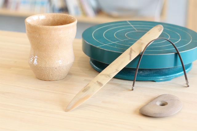 【福岡・春日市】陶芸体験・手びねり(カップ・茶碗・小鉢など・90分)