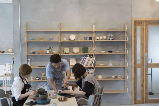 陶芸教室 やわら木