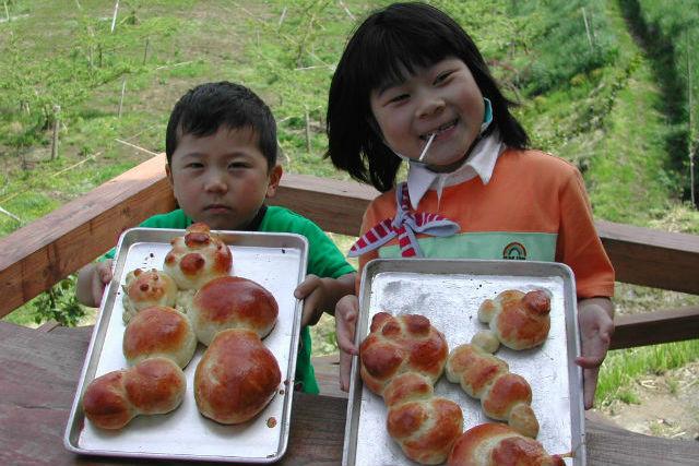 【熊本・阿蘇】石窯で焼き上げる!パン作り(約1.5斤)