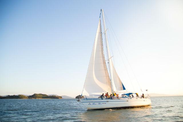 【岡山・クルージング】潮風が気持ちいい!のんびりヨットクルージング(乗り合い)