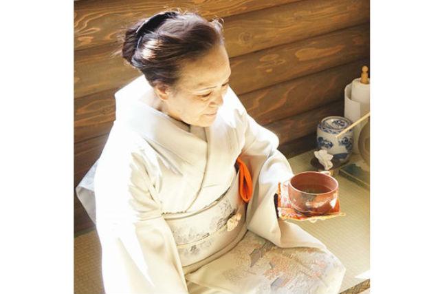【岡山・茶道体験】和の作法に触れてみよう。お手軽茶道体験