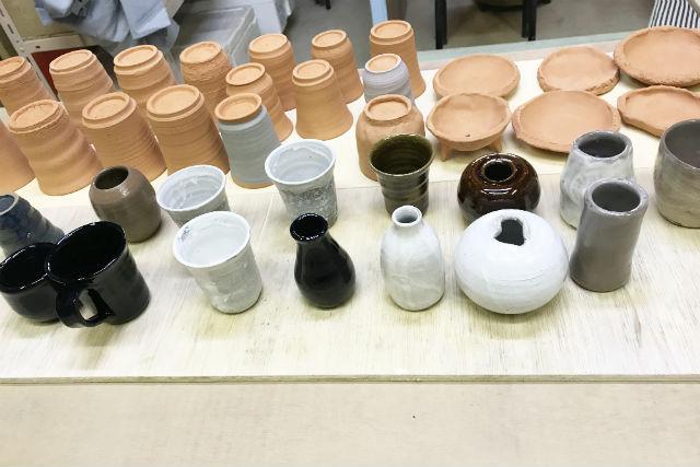 【岩手・花巻市・陶芸体験】ちょっぴり陶芸を体験。トライアル会員