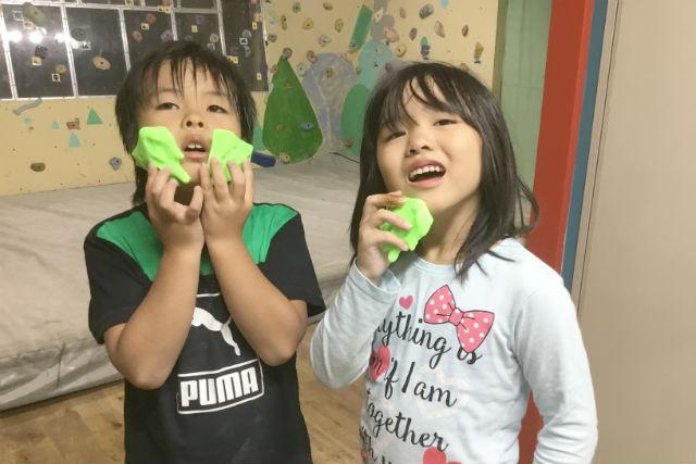 【親子プラン・ボルダリング・東京】親子2人でチャレンジ!キッズ専用ウォールで安心体験!