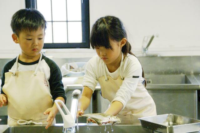 【三重・志摩市・料理体験】プロの味を出せる!干物づくり体験(アジ・3匹)