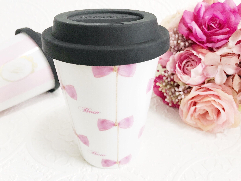 【埼玉・ポーセラーツ】マイタンブラーでコーヒーを飲もう!タンブラー作り