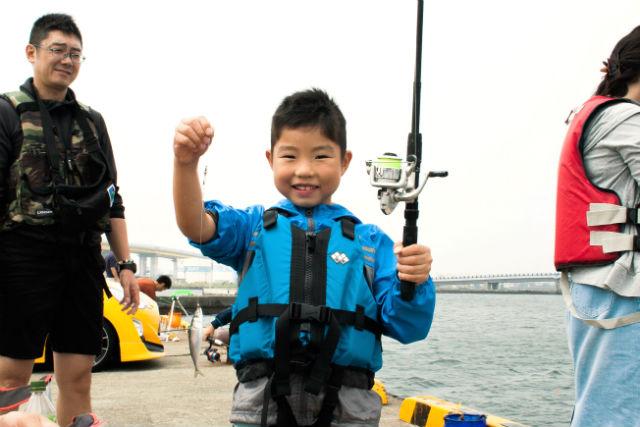 【青森・八戸・釣り体験】手ぶらでOK!ワクワクの釣り体験2時間