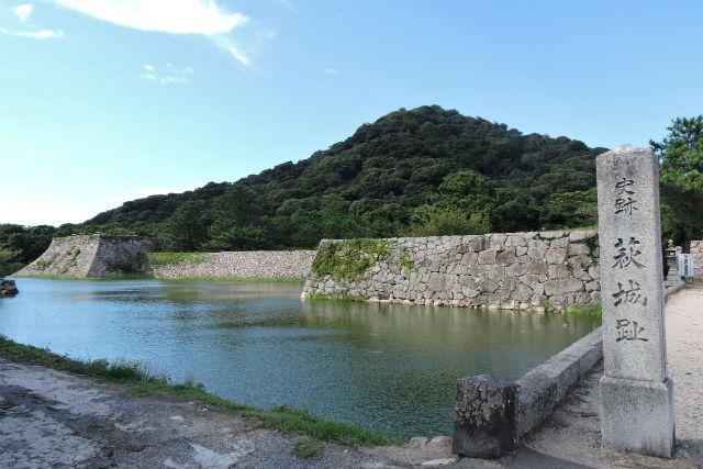 【山口・萩・ガイドツアー】萩城の歴史を感じる2時間!本丸・二の丸コース