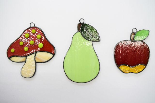 【奈良・ステンドグラス作り】壁や窓辺に!可愛いオーナメント作り体験