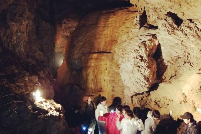 【沖縄・洞窟探検】1日1回限定!鍾乳洞ガイド付きツアー