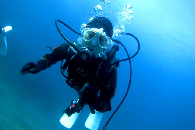 【湘南・体験ダイビング】オーダーメイドのツアーを楽しもう!体験ダイビングプラン