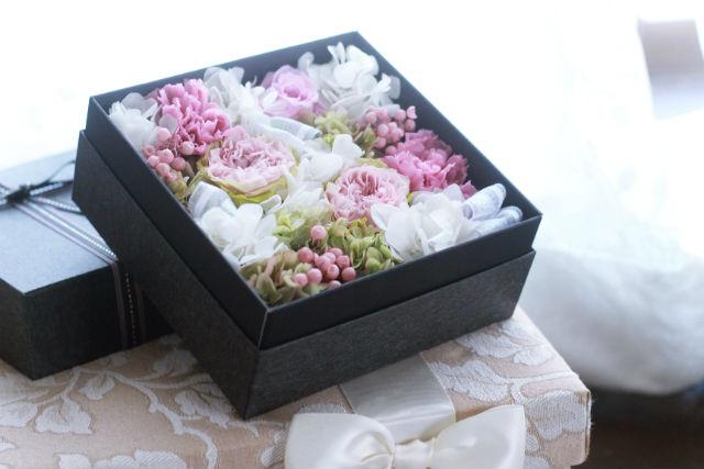 【岡山・倉敷・プリザーブドフラワー】美しいお花がずっと楽しめる!フラワーアレンジメント制作体験