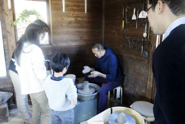 矢倉沢陶芸教室