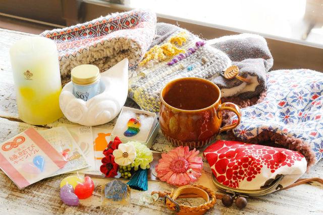 【島根・松江・手作りキャンドル】カラフルなキャンドルを作ろう!キャンドルワークショップ