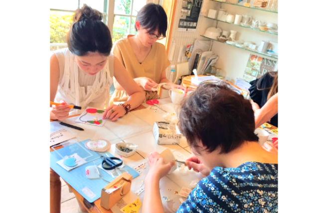 【山口・岩国・グラスアート体験】光にかざせばとてもきれい!グラスアート制作体験