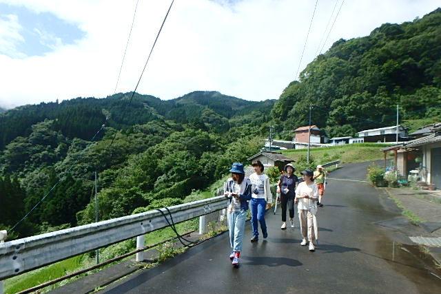 【宮崎・ハイキング】田舎の集落を歩いてみよう!フットパス土生コース