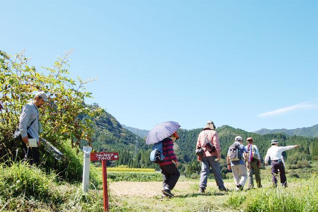 【宮崎・ハイキング】世界農業遺産の集落へ!フットパス祇園コース