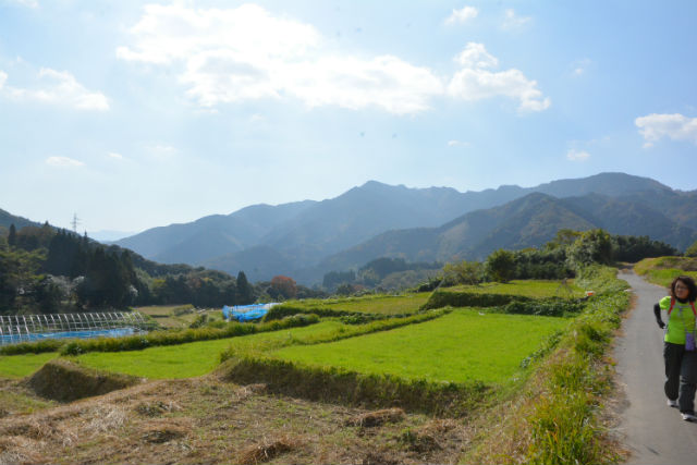 【宮崎・ハイキング】世界農業遺産の里を巡るフットパス!深角コース