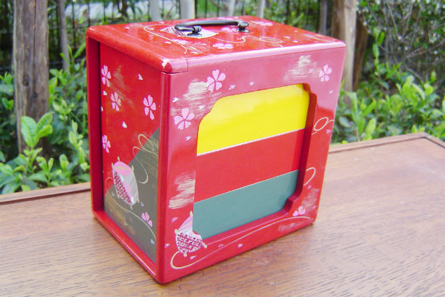 【徳島・絵付け】徳島特有の工芸品「遊山箱」への絵付け体験
