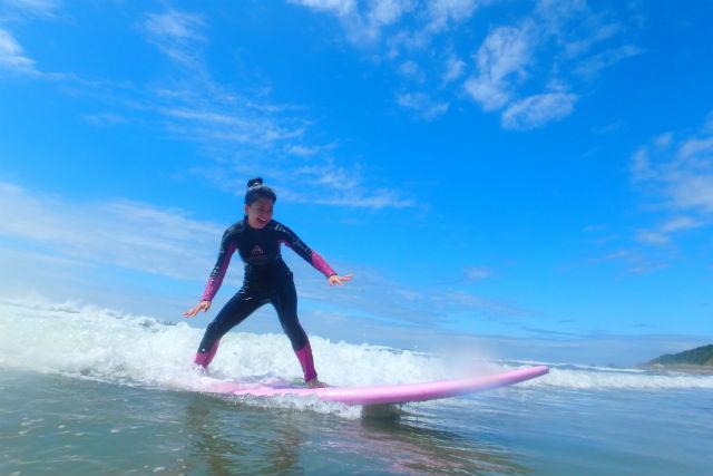 【愛知・豊橋・サーフィン】伊良湖サーフィン体験スクール