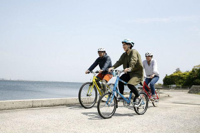 【島根・大根島・サイクリング】360度の絶景!大根島をレンタサイクルで走ろう