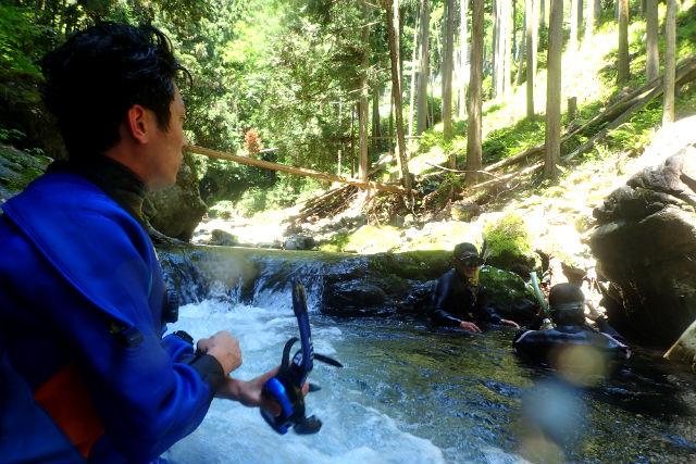 【京都・エコツアー】自然観察&遊びながら学ぶ体験ツアー