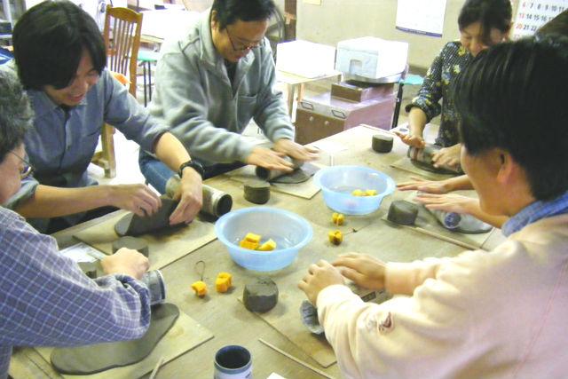 【山形・手びねり】3つの手法から選べる!手びねり陶芸コース