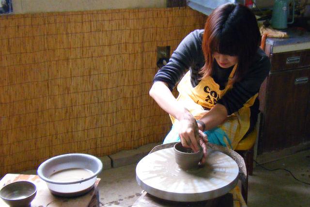【山形・電動ろくろ】本格的な陶芸を楽しみたい方に!電動ろくろコース