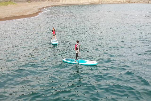 【和歌山・SUP】みなべ町の海で満喫!SUP体験