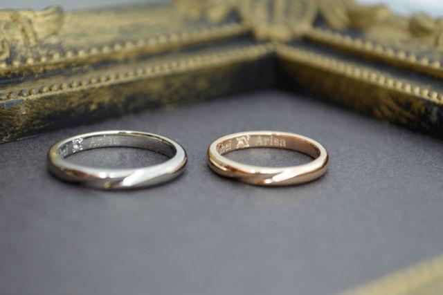 【福岡県・福岡市・手作り指輪】大切な想いを込めて作る結婚指輪